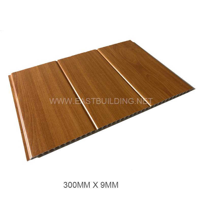 PVC hollow panels