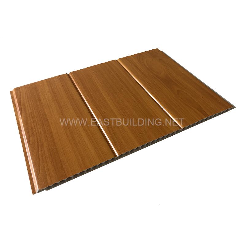 PVC 30cm Wide DV-Groove Panel