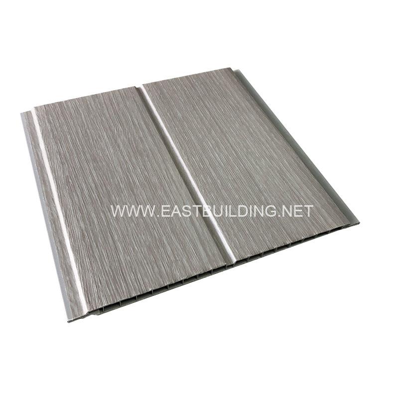 PVC 20cm Wide DU-Groove Panel