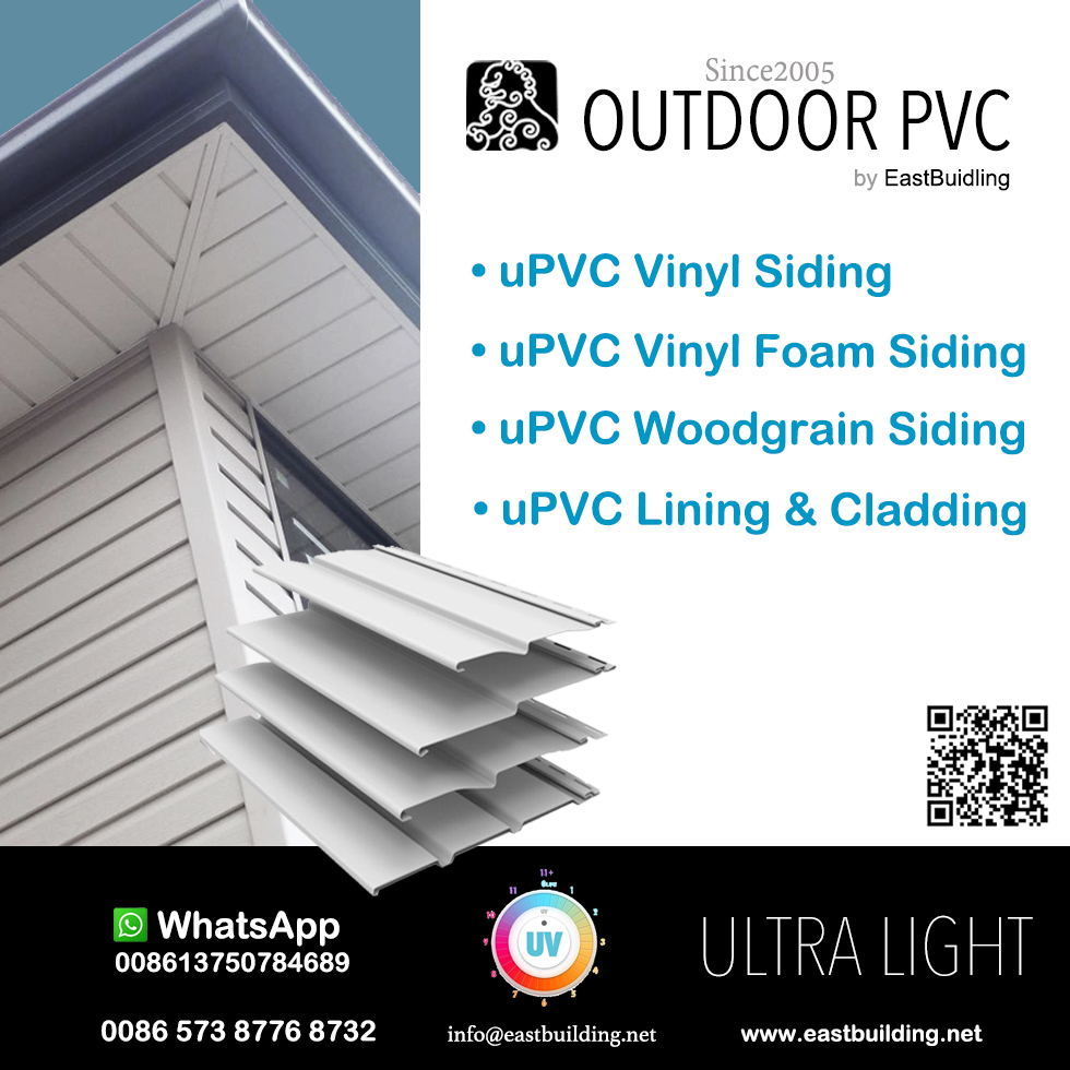 uPVC Lining & Cladding