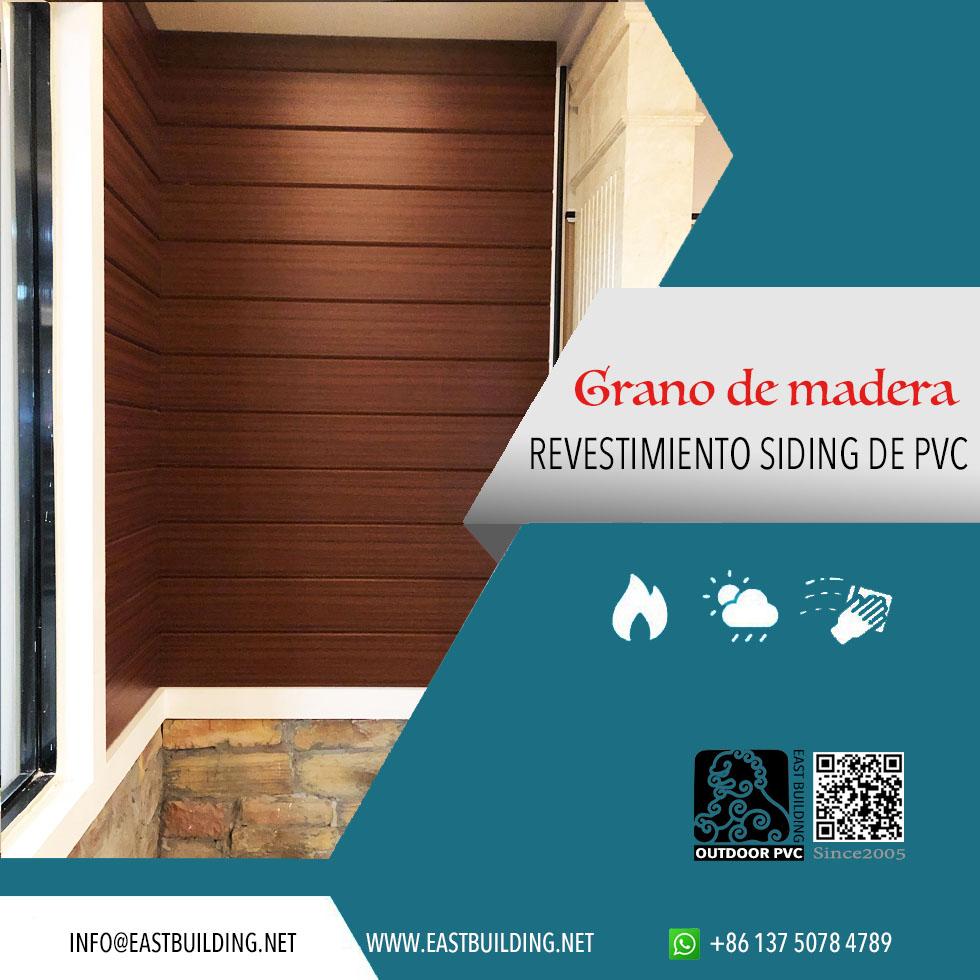 PVC Medera Revestimientos