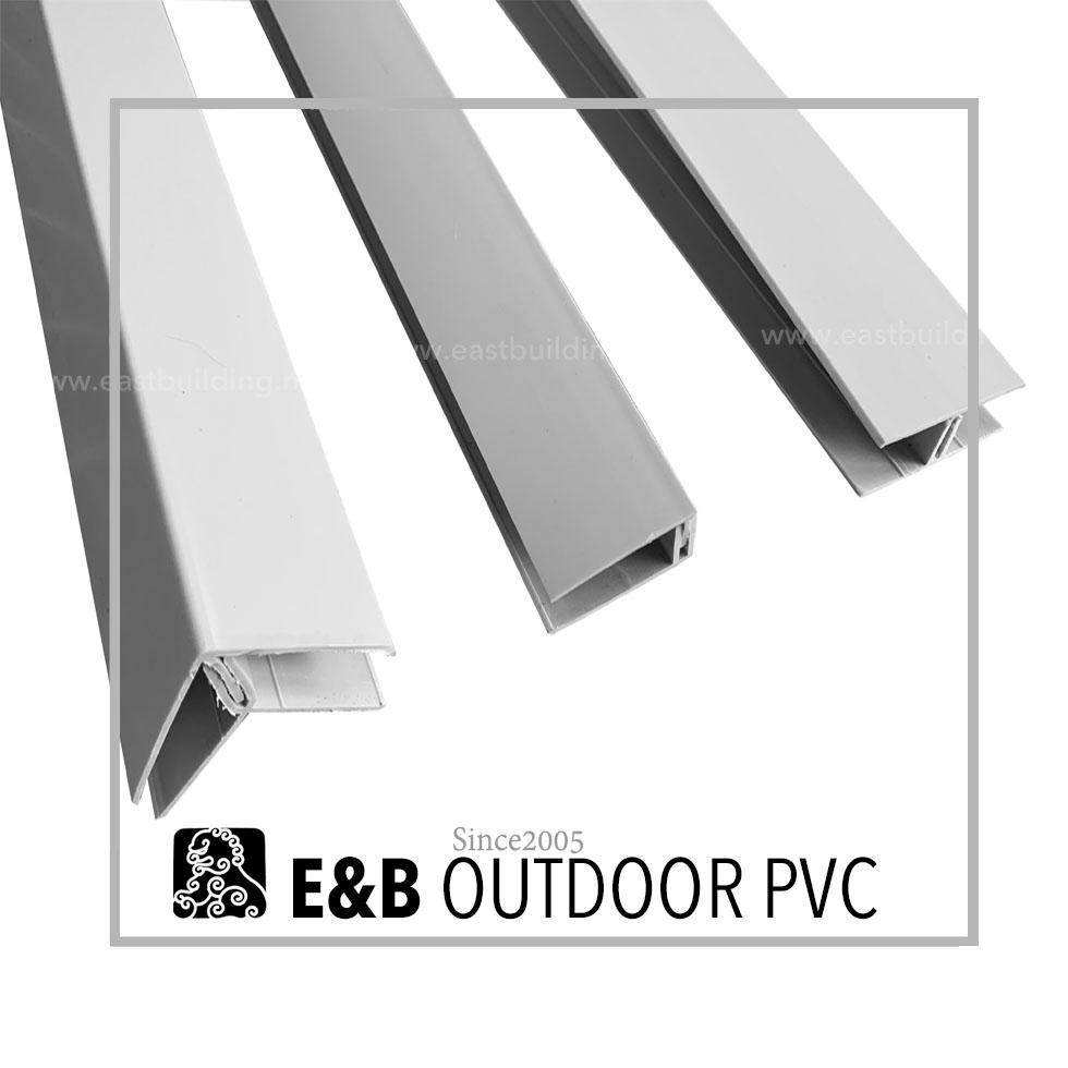 PVC Foam Cladding Accessories