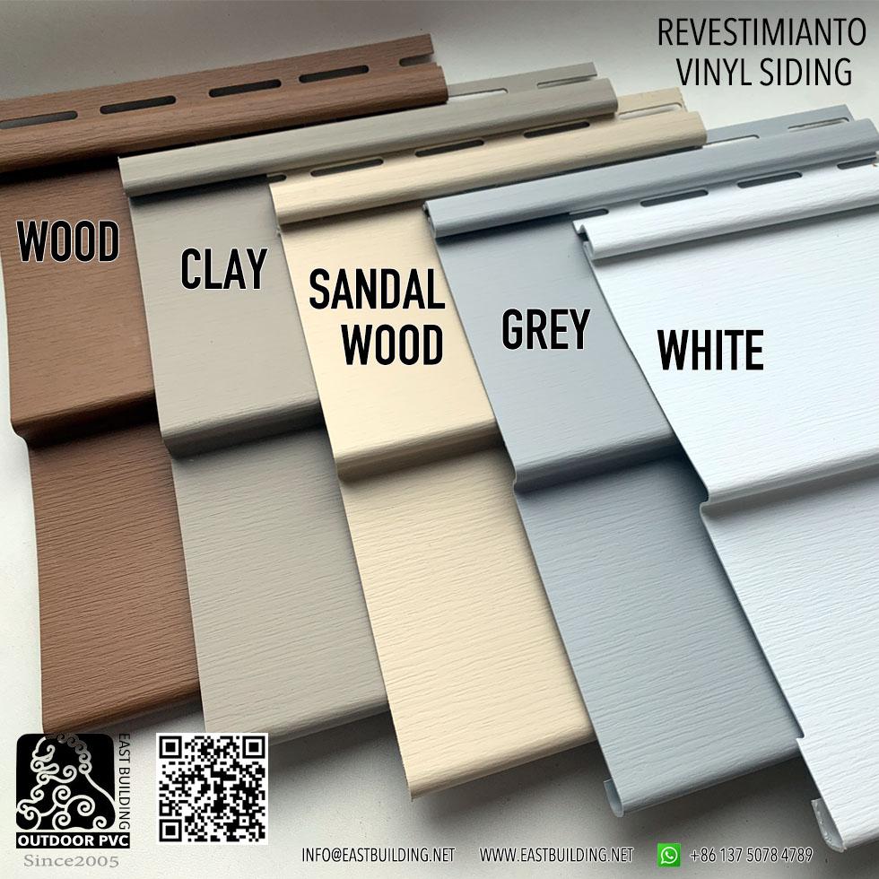 Vinyl Siding Chile Colors2
