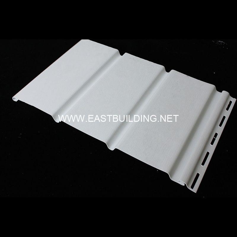 Vinyl Siding Soffit Solid Model