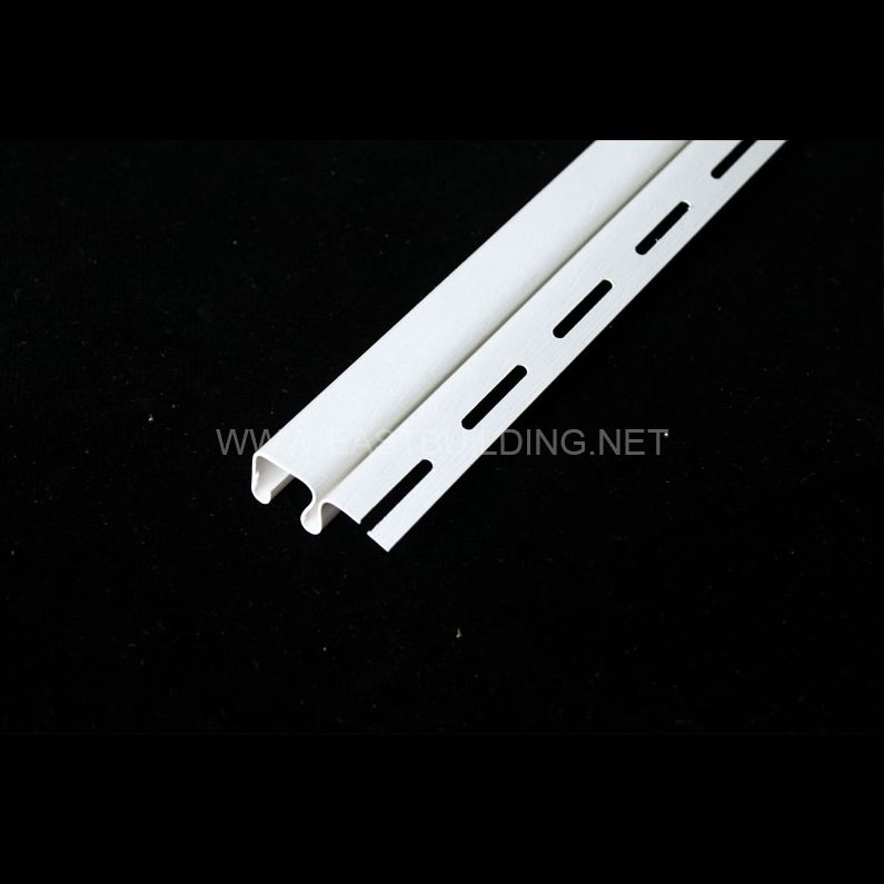 PVC Siding F strip