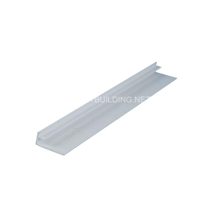 PVC Vinyl Foam Cladding Start Trim