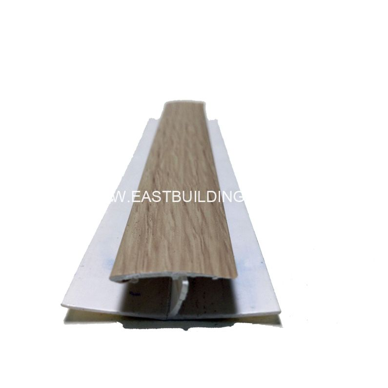 PVC Wood Grain H Trim