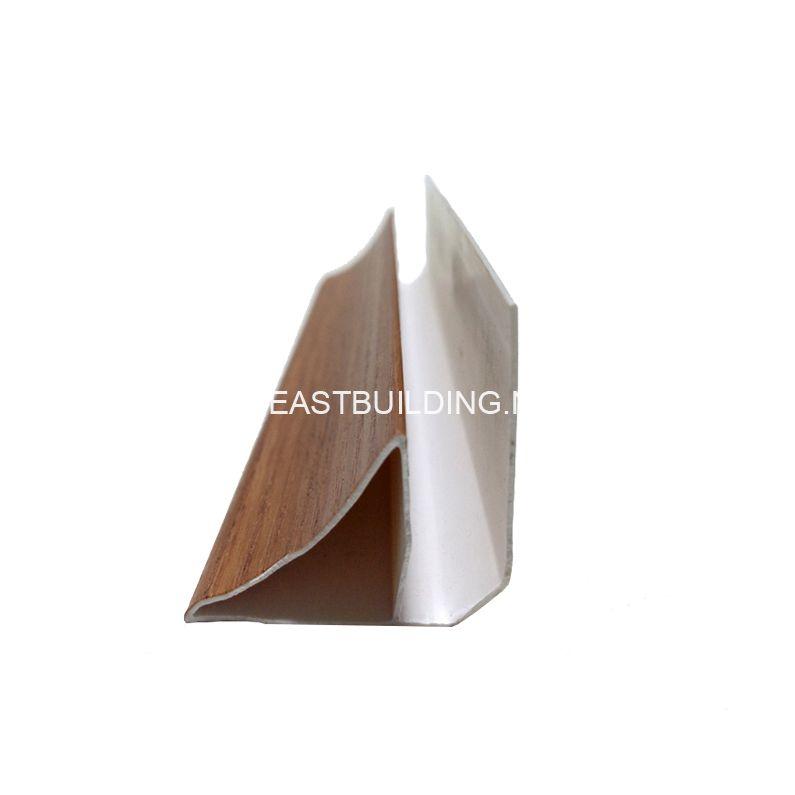 PVC WoodGrain Top Corner