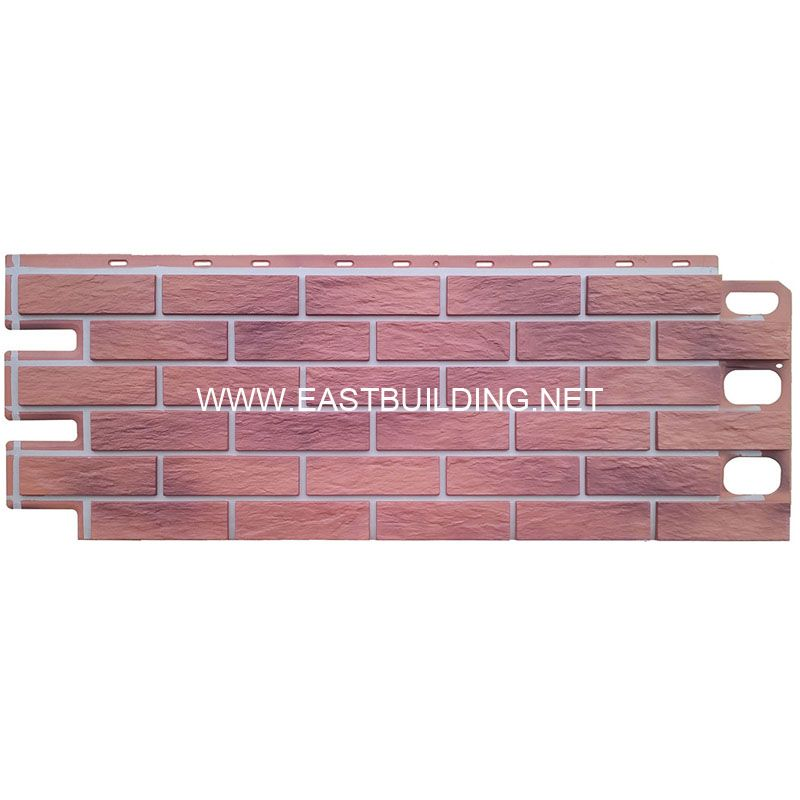 Faux Stone Siding Brick