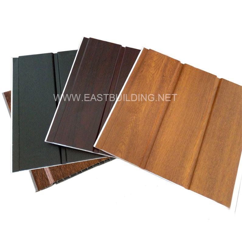 Wood grain PVC ceiling