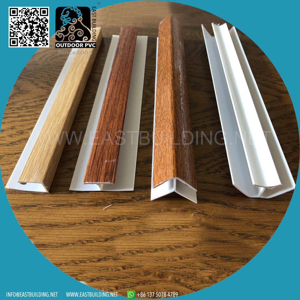 Wood Grain PVC Linings