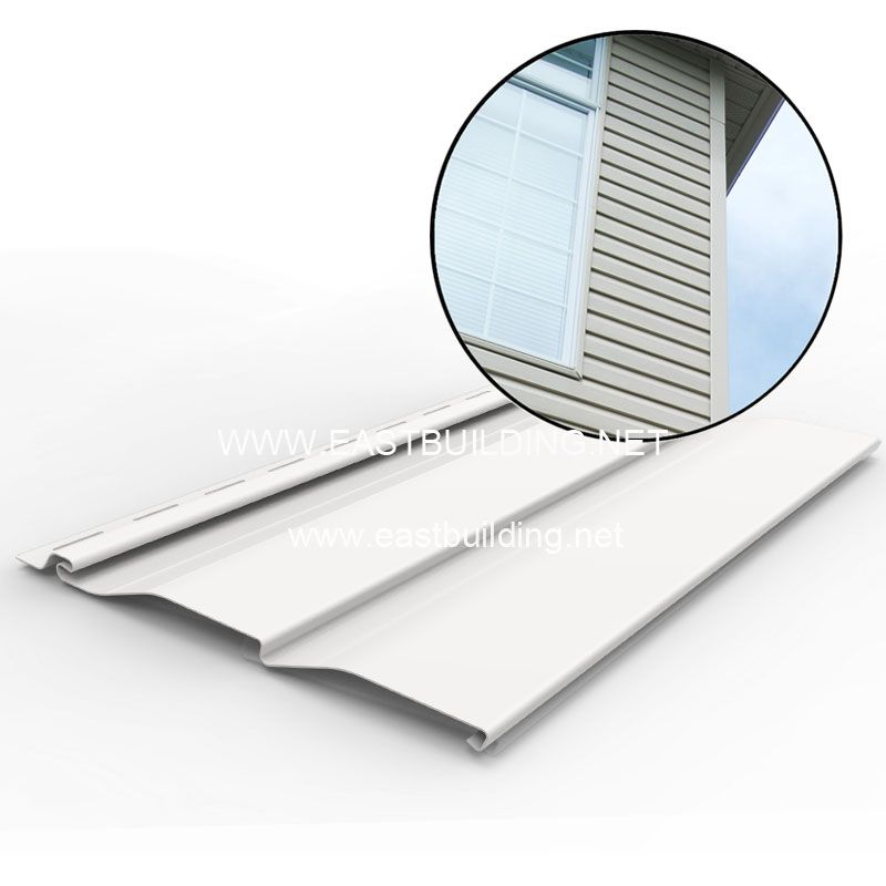 PVC Siding Dutch Lap Model