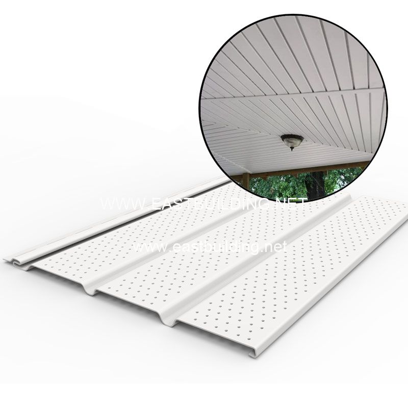 PVC Siding Soffit-B