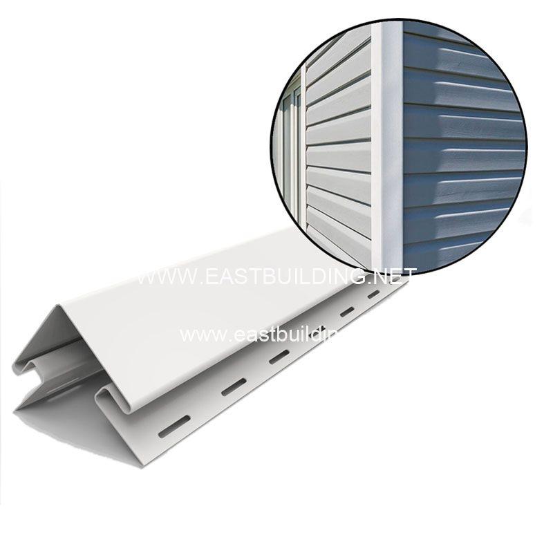 PVC Siding Exterior Corner
