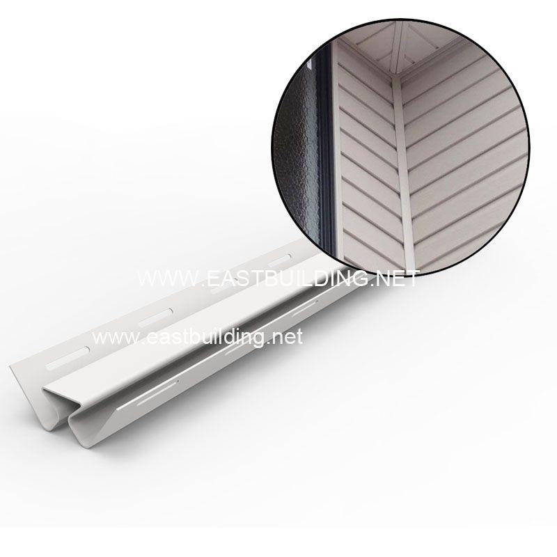 PVC siding Interior Corner