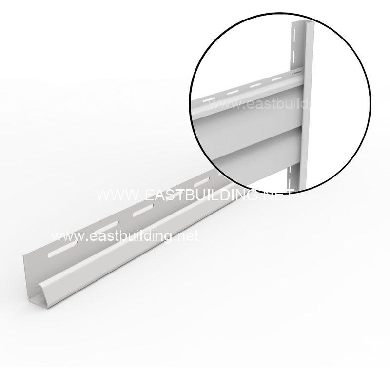 PVC Siding J Trim