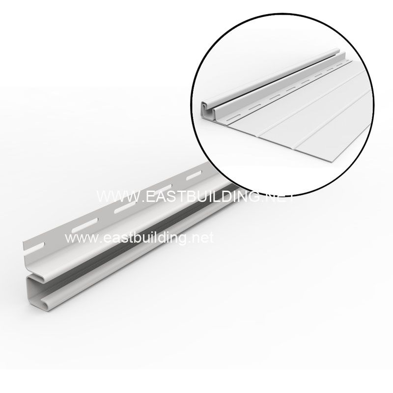 PVC Siding F trim