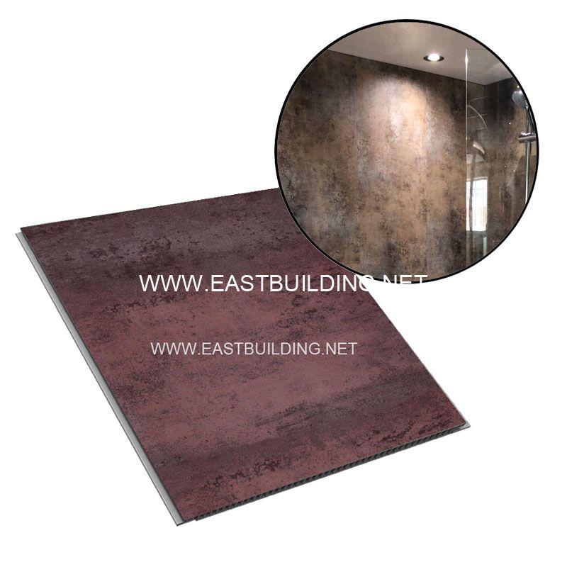 PVC marble design panel