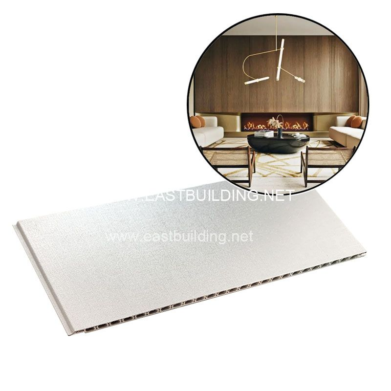 PVC Bamboo Composite Ceiling Wall Cladding