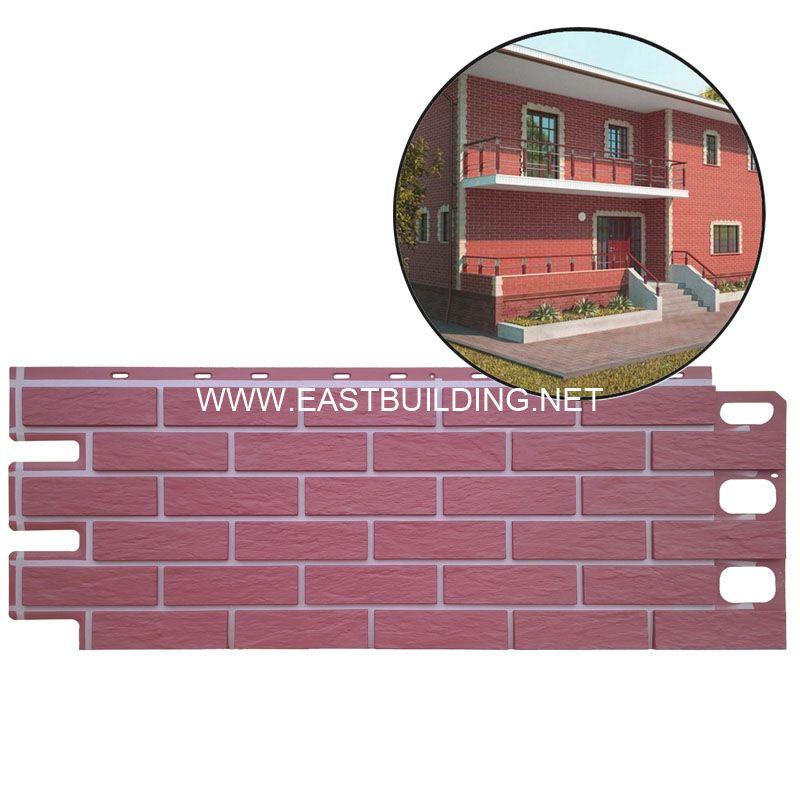 Faux Stone Siding Brick