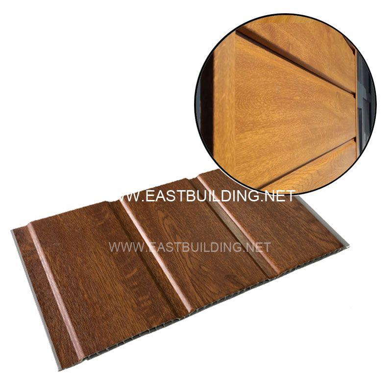 PVC Wood Grain Soffit & Cladding AW3032
