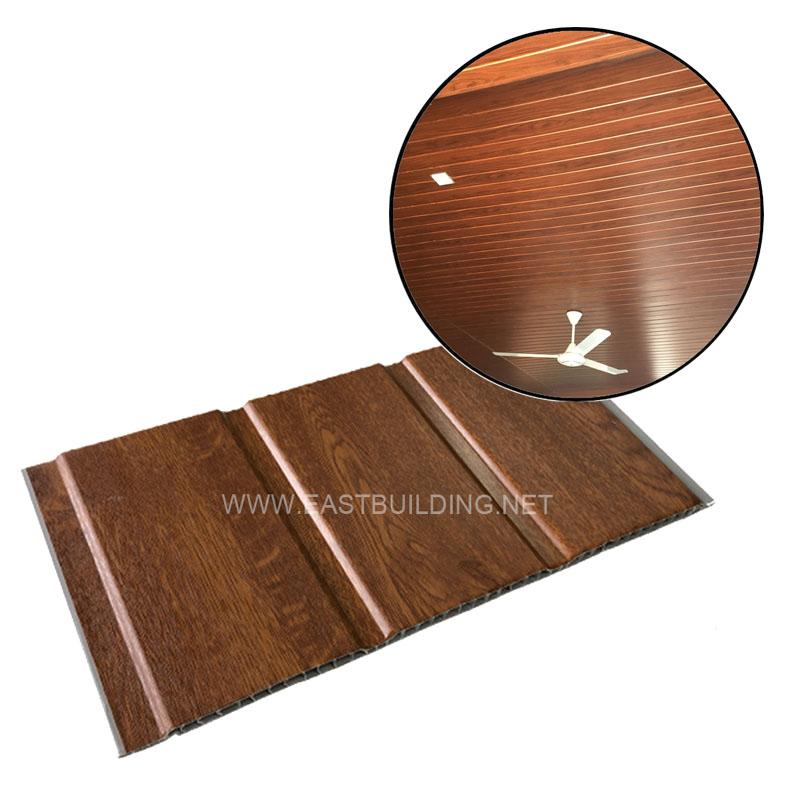 PVC 30cm Wide DU Groove Panel