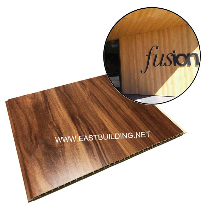 PVC Wood Grain Cladding Panel AW3031