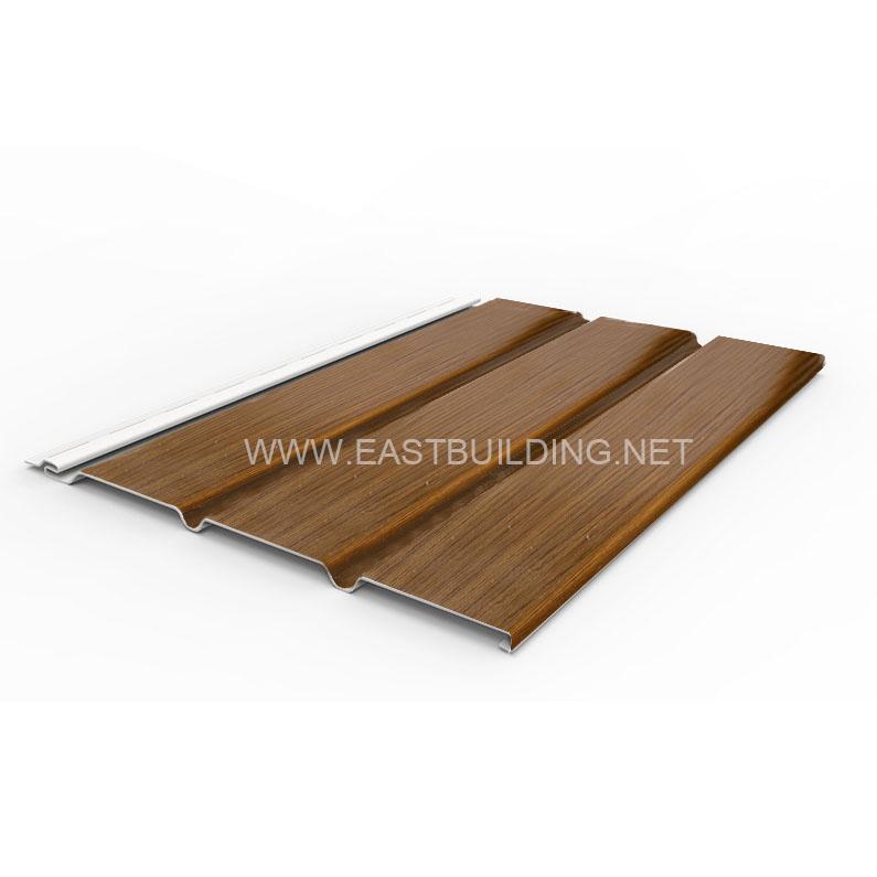 PVC Wood Grain Soffit-A-B-C