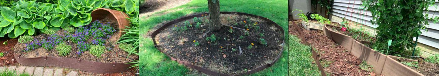 PVC Garden Edging